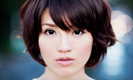Cut with Styling (a $40 value) - Angles Salon in Scotts Valley