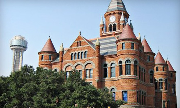 Old Red Museum - Downtown Dallas: Old Red Museum Visit for Two, Four, or Six (Up to 54% Off)