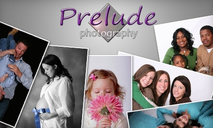 Prelude Photography - Mentor: $49 for a Three-Shot Sharing Package at Prelude Photography ($134 Value)