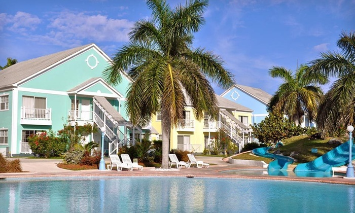 Sandyport Beaches Resort - Nassau: Three- or Four-Night Stay for Two at the Sandyport Beaches Resort in the Bahamas