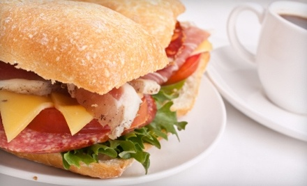 $15 Groupon to Amour de Cafe - Amour de Cafe in Kenner