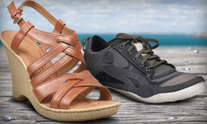 Peltz Shoes - Multiple Locations: $20 for $40 Worth of Footwear at Peltz Shoes