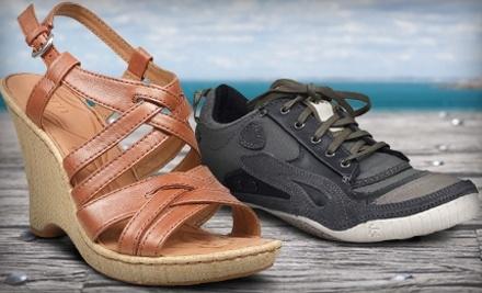 $40 Groupon to Peltz Shoes - Peltz Shoes in