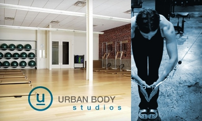 Urban Body Studios - Virginia Highland: $39 for a One-Month Fitness Membership and Unlimited Yoga and Pilates Classes at Urban Body Fitness & Studios ($129 Value)