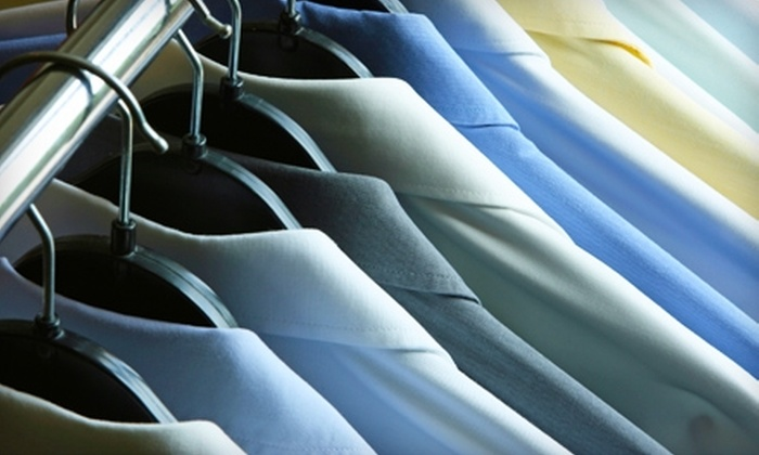 Capitol Cleaners - Fort Wayne: $10 for $20 Worth of Dry-Cleaning Services at Capitol Cleaners