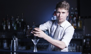 VII Cocktail Services, LLC: Up to 62% Off Mobile Bartending Services at VII Cocktail Services, LLC