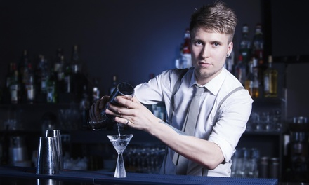 Up to 62% Off Mobile Bartending Services at VII Cocktail Services, LLC
