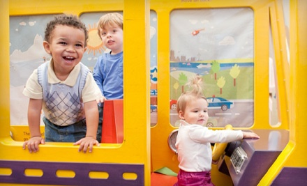 1 Value Pass for 10 General-Admission Tickets - Stepping Stones Museum for Children in Norwalk