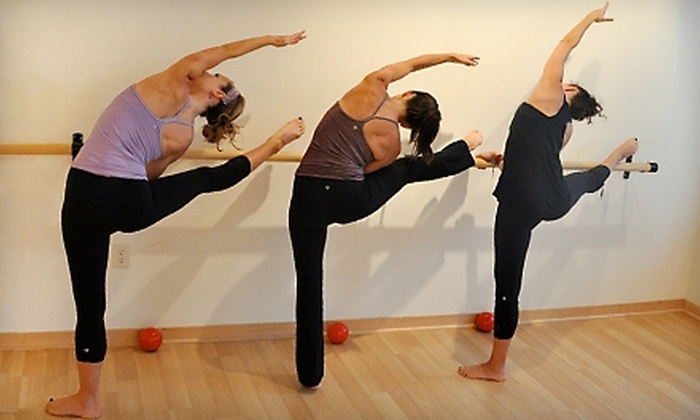 Align Pilates - Uptown: $36 for Four Barre Classes at Align Pilates (Up to $72 Value)