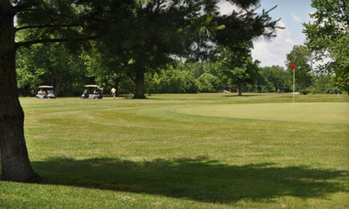 Hawk's Tail of Greenfield - Greenfield: Weekday or Weekend Golf Packages at Hawk's Tail of Greenfield