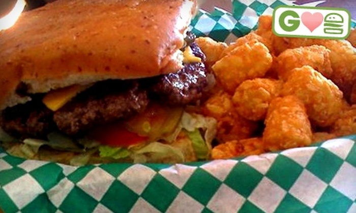 Roadrunner's Burger Deli - San Angelo: $6 for $12 Worth of Burgers, Sandwiches, and Salads at Roadrunner's Burger Deli