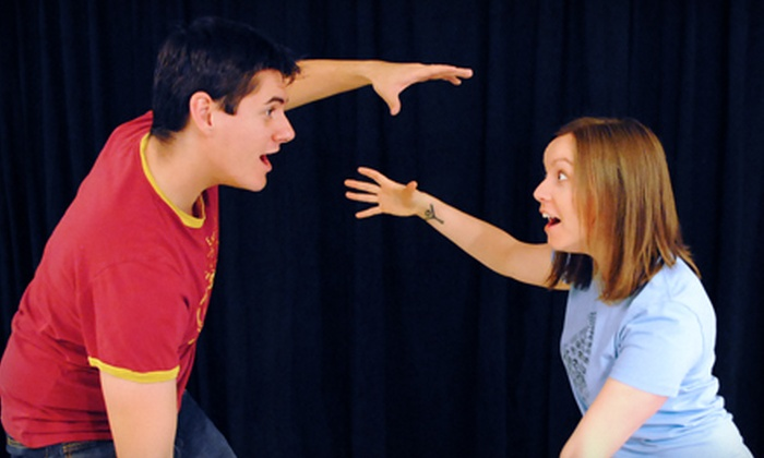 Instant Theatre Company - Mt. Pleasant: $19 for a One-Day Intro to Improvisation Workshop and T-shirt at Instant Theatre Company ($59 Value)