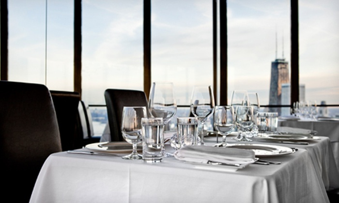 Cité - Chicago: $30 for $60 Worth of Contemporary French-American Cuisine with Panoramic Skyline Views at Cité