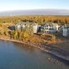 Sprawling Resort Along Lake Superior