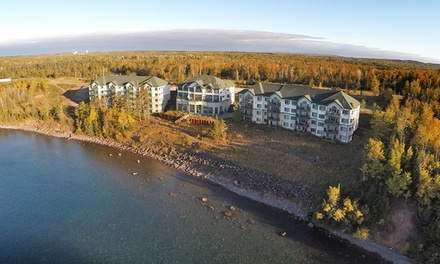 Stay at Superior Shores Resort & Conference Center in Two Harbors, MN, with Dates into June