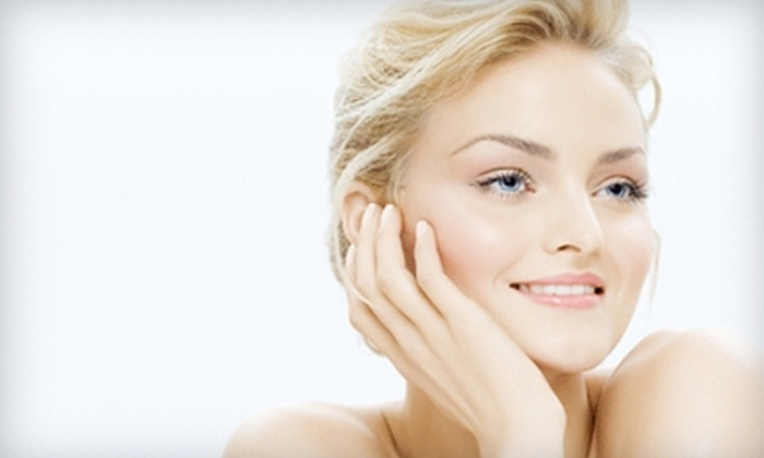 Merle Norman Cosmetics & Day Spa - Multiple Locations: $65 for Microdermabrasion and Mini-Makeover at Merle Norman Cosmetics & Day Spa ($130 Value)