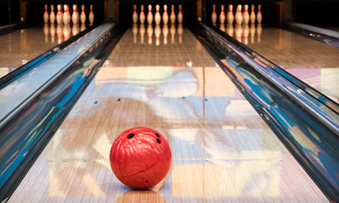 St. Charles Lanes - Saint Charles: $15 for a Bowling Outing for Four at St. Charles Lanes in St. Charles