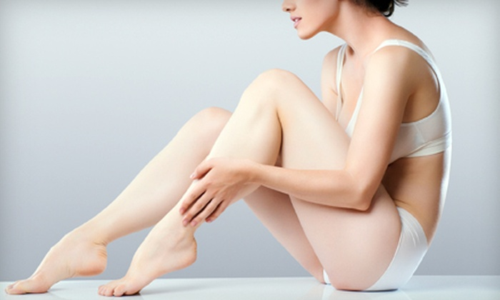 Sunset MedSpa - Beaverton: Six Laser Hair-Removal Treatments for Small, Medium, or Small and Medium Area at Sunset MedSpa (Up to 91% Off)