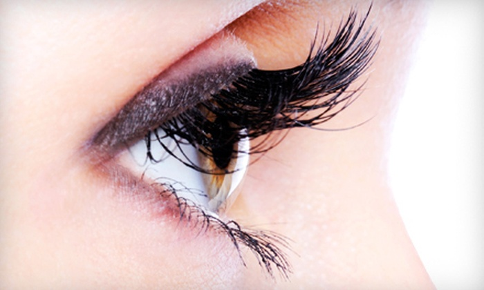 House of Synergy Salon & Spa - Multiple Locations: Half or Full Set of Premium Eyelash Extensions at House of Synergy in Long Beach (Up to 64% Off)