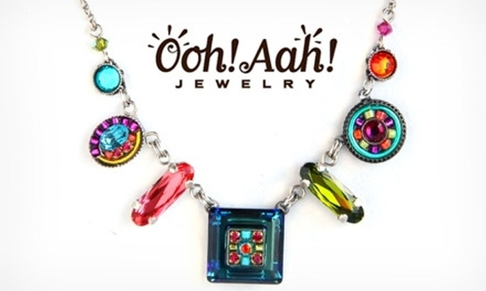 Ooh! Aah! Jewelry - Nob Hill: $15 for $30 Worth of Traditional and Contemporary Jewelry from Ooh! Aah! Jewelry