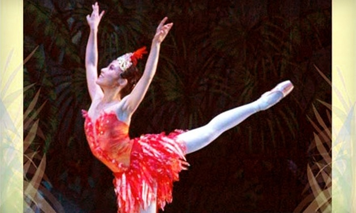 """Arts Ballet Theatre of Florida - Fulford Bythe Sea: Tickets to """"Doctor Ouch!"""" presented by Arts Ballet Theatre of Florida in North Miami Beach. Choose from Four Ticketing Options."""