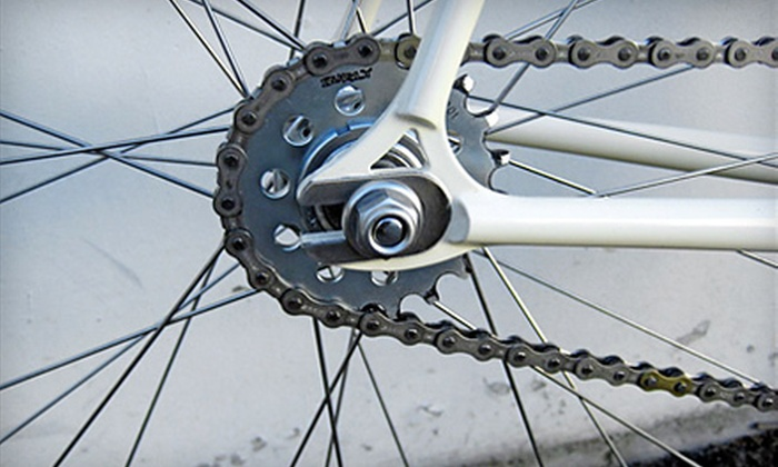 Rex Cycles - Sacramento: $37 for a Major Bike Tune-Up at Rex Cycles ($90 Value)