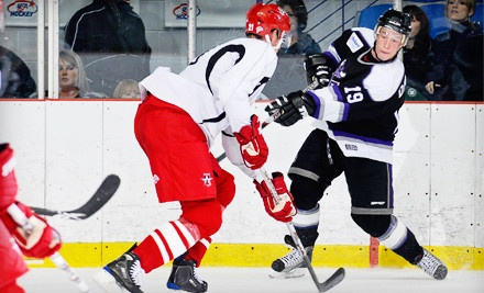Texas Brahmas at Nytex Sports Centre on Wed., Dec. 28 at 7PM or Sun., Jan. 15 at 5PM: Terrace Seating - Texas Brahmas in North Richland Hills