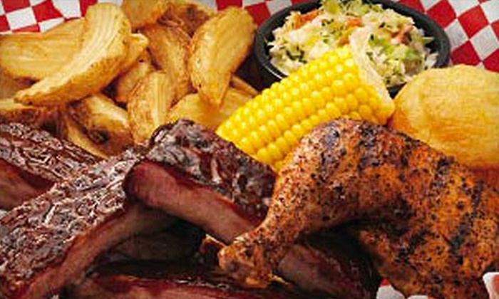 Famous Dave's - Simi Valley: $12 for $25 Worth of Barbecue at Famous Dave's in Simi Valley