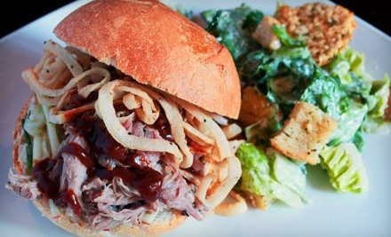 The Belfry Gastro House: $15 Groupon to Lunch - The Belfry Gastro House in Calgary
