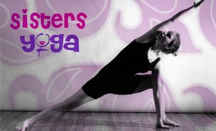 Sisters Yoga - Sisters Yoga in Fresno