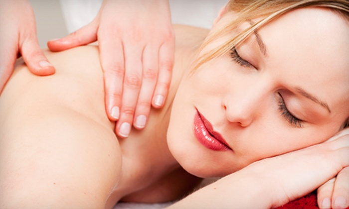 Massage at Blue Orchid - Shandon: 60- or 90-Minute Hot-Stone or Swedish Massage at Massage at Blue Orchid