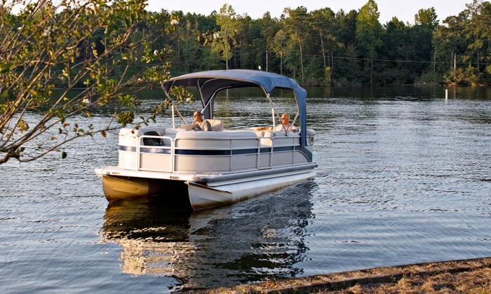 Eastern Shore Watersports - Fairhope: $89 for a 75-Minute Sunset Pontoon Tour for Up to Six from Eastern Shore Watersports ($170 Value)