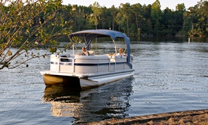Eastern Shore Watersports: $89 for a 75-Minute Sunset Pontoon Tour for Up to Six from Eastern Shore Watersports ($170 Value)