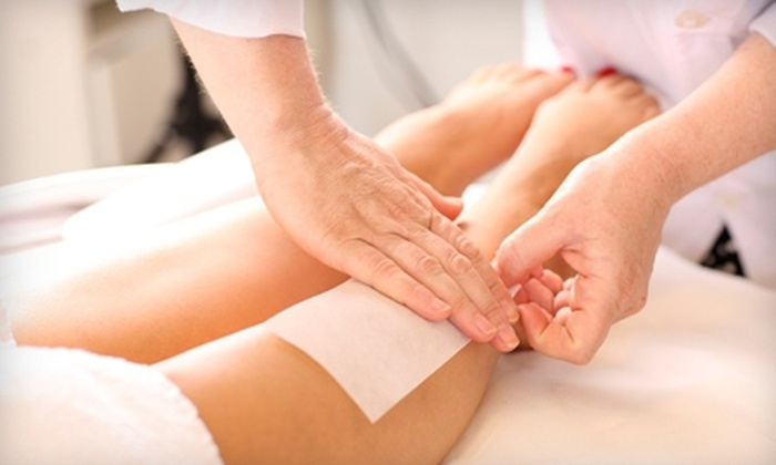 Ascend Day Spa - Ward 2: $12 for $25 Worth of Waxing Services at Ascend Day Spa