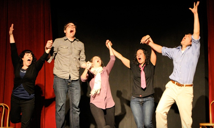 Curious Comedy Theater - Eliot: $15 for Two Tickets to a Weekend Main-Stage Show at the Curious Comedy Theater ($30 Value)