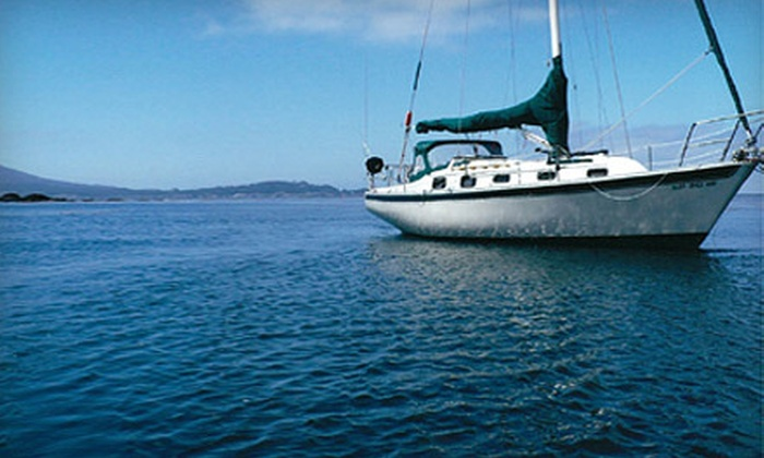 Imagine Sailing Tours - Southeast Marin: $149 for a Six-Hour Bay Cruise for Two at Imagine Sailing Tours in Belvedere Tiburon ($300 Value)