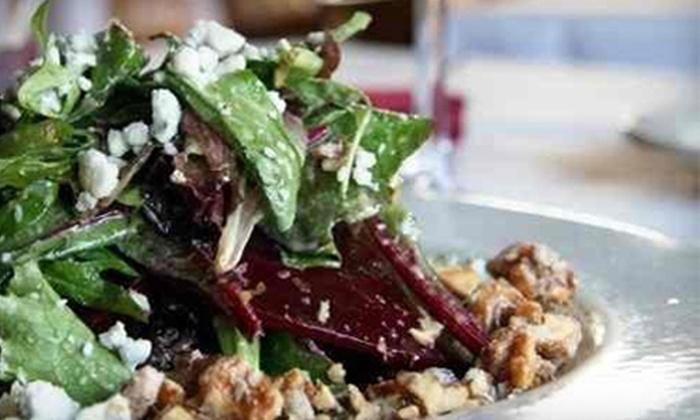Al Vento - Keewaydin: $7 for $15 Worth of Southern Italian Lunch Fare at al Vento Restaurant