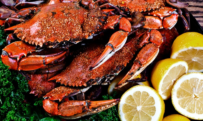 Chesapeake Crab Connection: Maryland Blue Crab and Seafood from Chesapeake Crab Connection. Multiple Options from $19.99–$39.99.