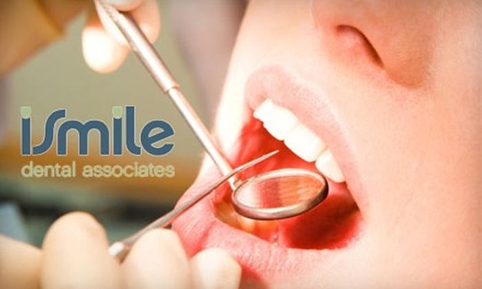 iSmile Dental Associates - Peabody: $79 for an Exam, Cleaning, and X-rays at iSmile Dental Associates in Peabody ($350 Value)