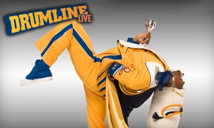 Drumline Live - Media and Entertainment District: $25 for One Ticket to Drumline Live on Sunday, January 16, at 7 p.m.