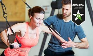 Vitalegy New Fitness: 5er- oder 10er-Karte Sling Training inklusive Personal Trainer bei Vitalegy New Fitness ab 49,90 € (bis zu 77% sparen*)
