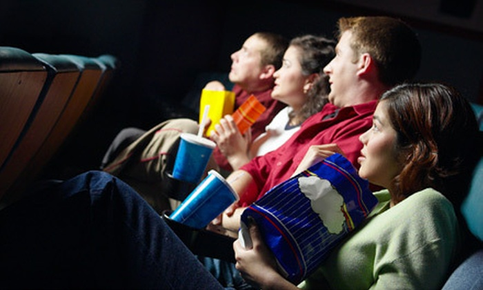 Premiere Theaters Oaks Stadium 10 - Melbourne: $15 for a Movie Outing with Soda and Popcorn for Two at Premiere Theaters Oaks Stadium 10 in Melbourne (Up to $30 Value)