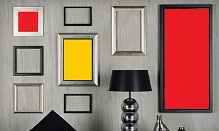 Art and Frame World - Maple Grove: $30 for $70 Worth of Custom Framing at Art and Frame World in Maple Grove