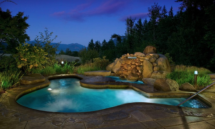 Skamania Lodge - Stevenson: One- or Two-Night Stay for Two in a Superior River-View Room at Skamania Lodge in Washington