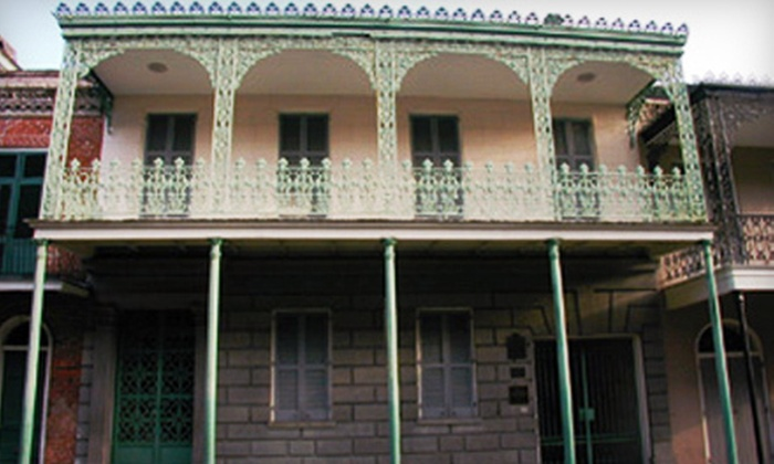 Hermann-Grima/Gallier Historic Houses - French Quarter: Historic Gallier House Tour for Two or Four from Hermann-Grima/Gallier Historic Houses (Up to Half Off)