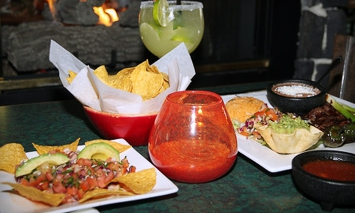 Las Brisas - Edmonds: $10 for $20 Worth of Mexican Dinner Fare and Drinks at Las Brisas in Edmonds (Or $6 for $12 of Lunch)