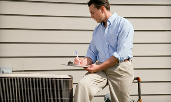 Drain & Air Rescue - McKinney: $49 for AC or Water Heater Tune-Up from Drain & Air Rescue (Up to a $129 Value)