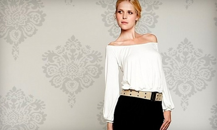 dresscode - Andover: $49 for $100 Worth of Women's Boutique Apparel at dresscode in Andover