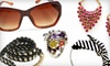 52% Off Accessories from Send the Trend