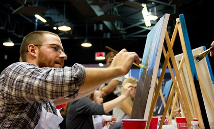 BYOB Painting Class on Monday-Wednesday (a $30 value) - Texas U Can Paint in Southlake
